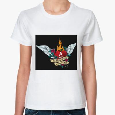 Классическая футболка Банк в твоем стиле