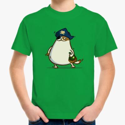 Детская футболка Пятничный Котик №21