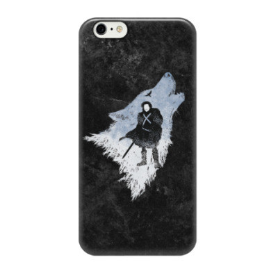 Чехол для iPhone 6/6s Игра Престолов: Джон Сноу