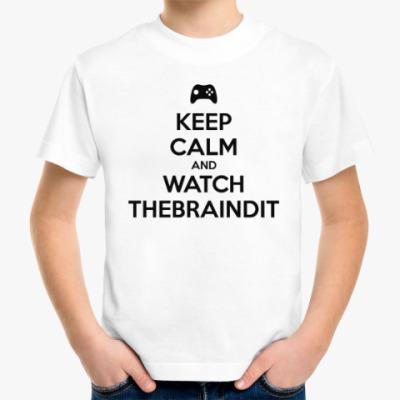 """Детская футболка Детская футболка """"KeepCalm"""""""