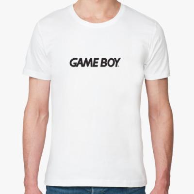 Футболка из органик-хлопка GAME BOY
