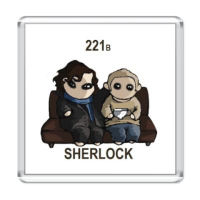 Магнит Sherlock