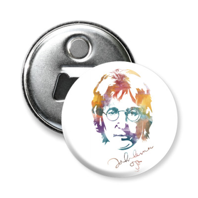 Магнит-открывашка The Beatles - John Lennon