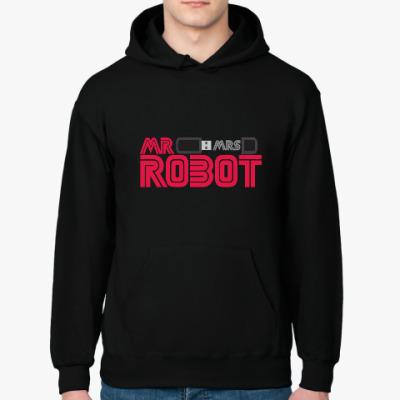 Толстовка худи Mr Robot - fsociety