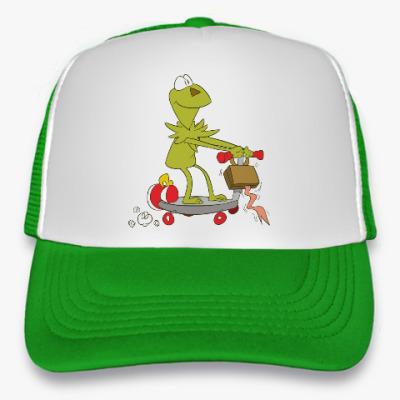 Кепка-тракер Kermit the Frog