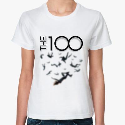 Классическая футболка The 100