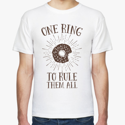 Футболка One Ring to Rule Them All