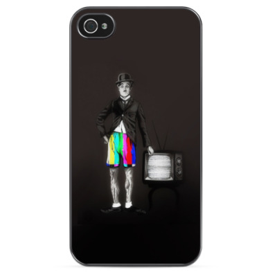 Чехол для iPhone Чарли Чаплин