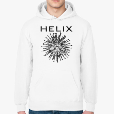 Толстовка худи Helix