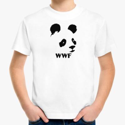 Детская футболка WWF. Альтер - Панда