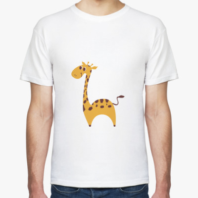 Футболка Animals / Giraffe