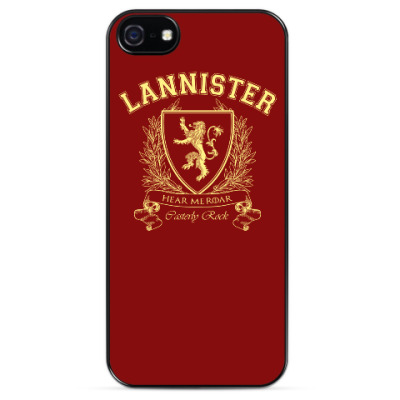 Чехол для iPhone House Lannister