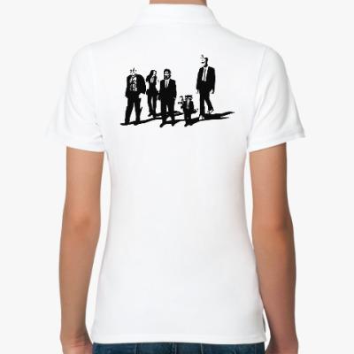 Женская рубашка поло Reservoir Guardians