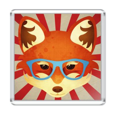 Магнит Foxy