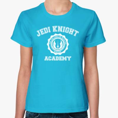 Женская футболка Jedi Academy