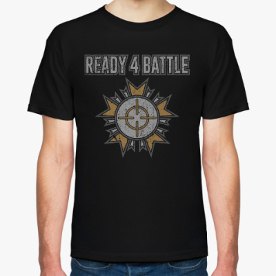 Футболка Ready 4 Battle