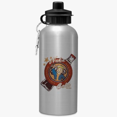Спортивная бутылка/фляжка Fallout Nuka Cola Vault Boy