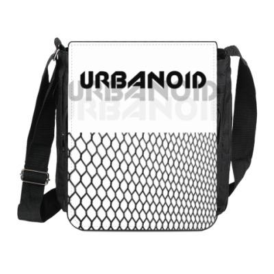 Сумка на плечо (мини-планшет) Для знающих гетто