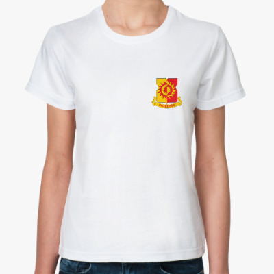 Классическая футболка Солнцево