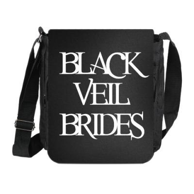 Сумка на плечо (мини-планшет) Black Veil Brides