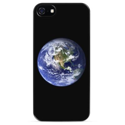 Чехол для iPhone Земля