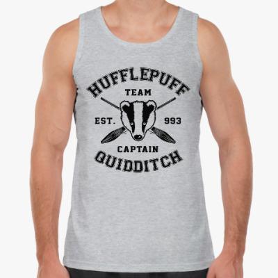 Майка Hufflepuff Quidditch