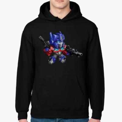 Толстовка худи Optimus Prime