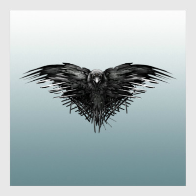 Постер Игра Престолов: Ворон