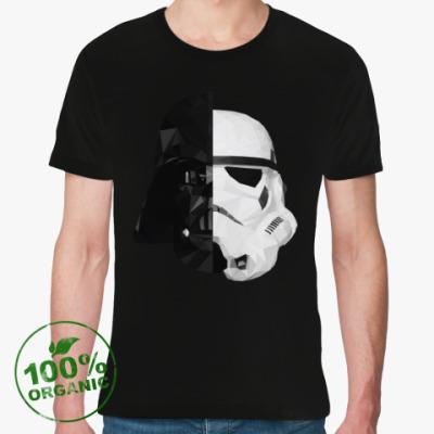 Футболка из органик-хлопка Star Wars: Вейдер и Штурмовик