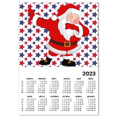 Календарь Дэб Санта