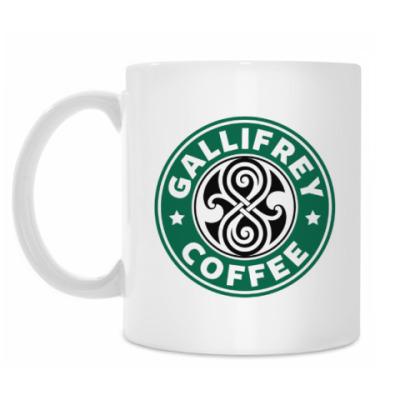 Кружка Gallifrey Coffe