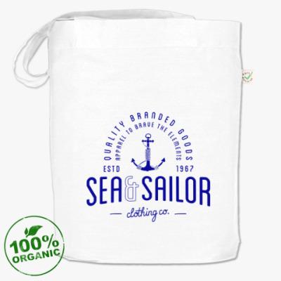 Сумка Sea and sailor, якорь