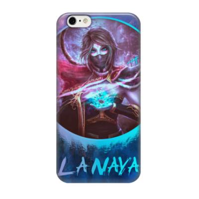Чехол для iPhone 6/6s Dota 2 Lanaya