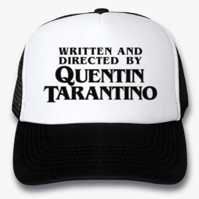 Кепка-тракер QUENTIN TARANTINO