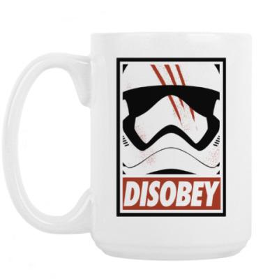 Кружка Star Wars: Disobey