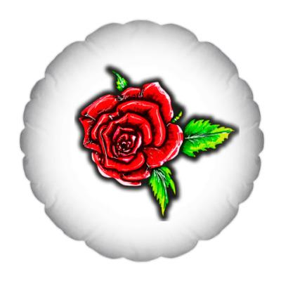Летняя роза