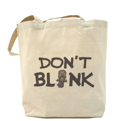 Сумка Don't blink