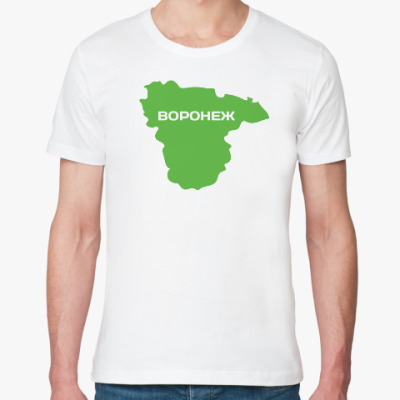 Футболка из органик-хлопка Воронеж