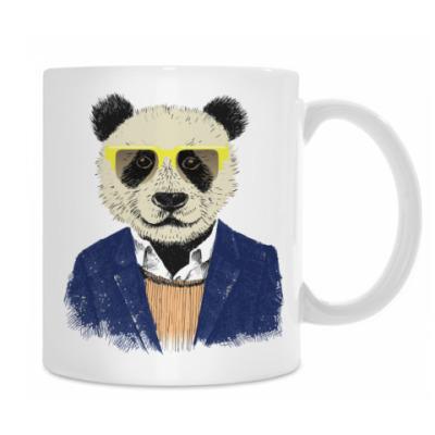 Stylish Panda
