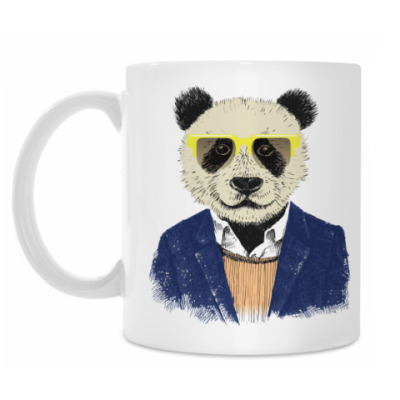 Кружка Stylish Panda
