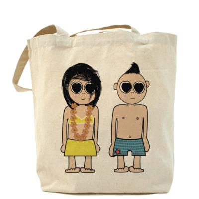 Сумка Холщовая сумка Summer