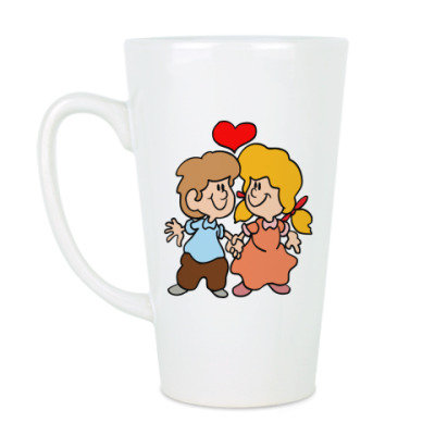 Чашка Латте Признание в любви