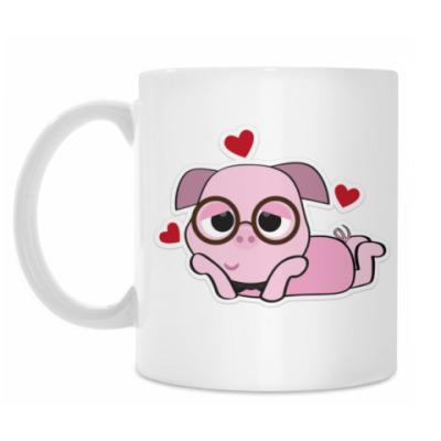 Кружка Loving Piggy