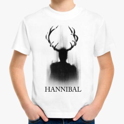 Детская футболка Hannibal