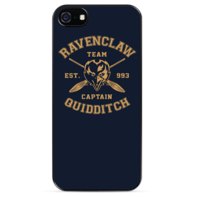 Чехол для iPhone Ravenclaw Quidditch Team