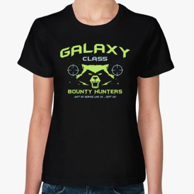 Женская футболка Guardians of the Galaxy