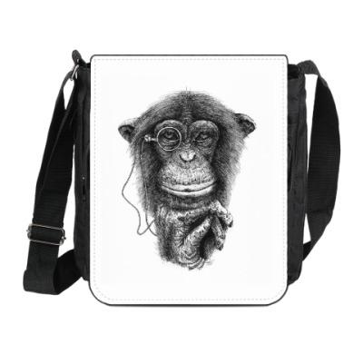 Сумка на плечо (мини-планшет) Monkey