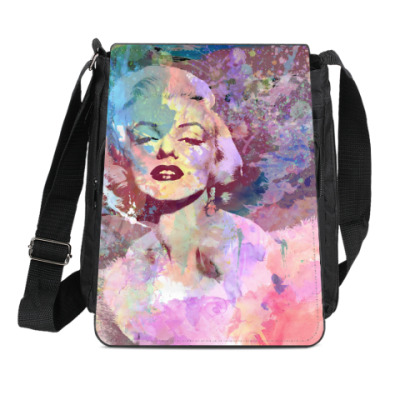 Сумка-планшет Marilyn Monroe