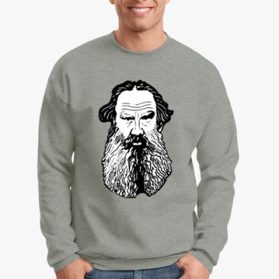 Свитшот Лев Толстой