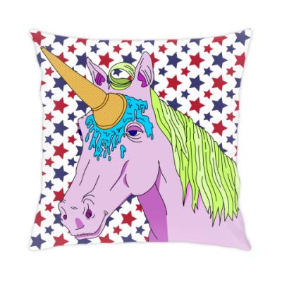 Подушка IceCream Unicorn